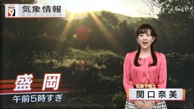 Sekiguchinami_newswatch9_2014100121