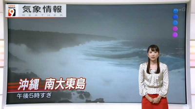 Sekiguchinami_newswatch9_2014100321