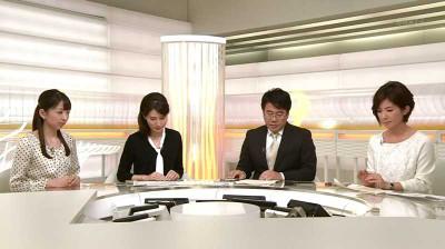 Sekiguchinami_newswatch9_2014100322